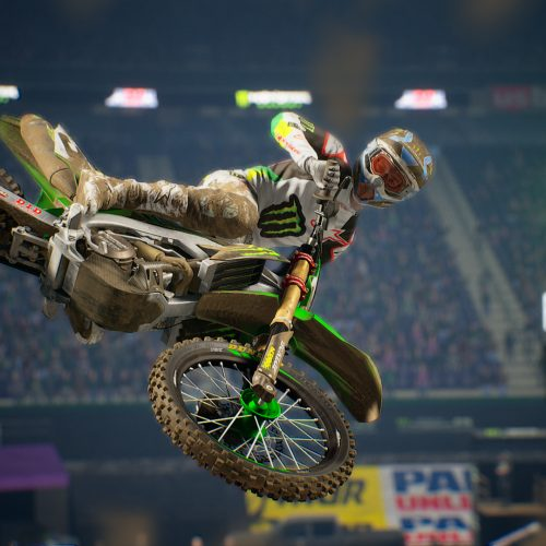 Monster Energy Supercross – The Official Videogame 2 is coming February 2019