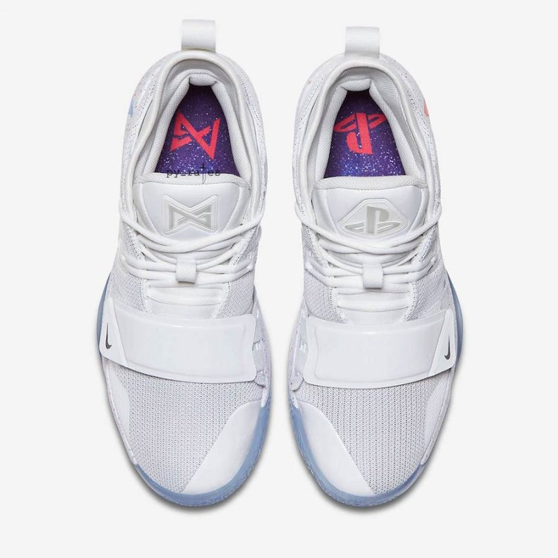 pick up d71b8 32d3d Rumored PlayStation Paul George 2.5 shoes coming this fall ...