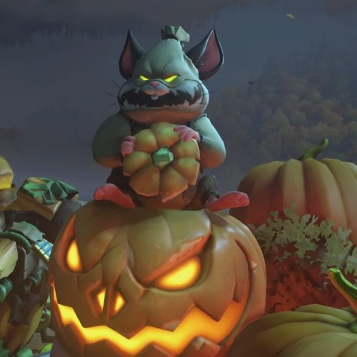 Overwatch's Halloween Terror event is now live