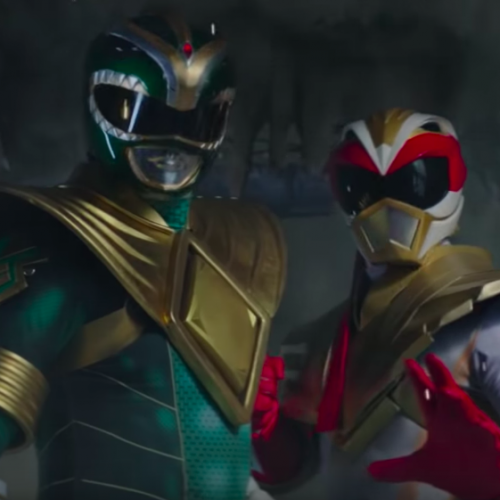 Power Rangers Legacy Wars Street Fighter Showdown short film stars Jason David Frank