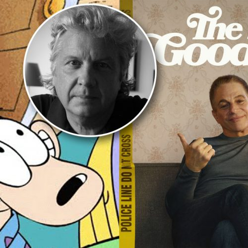 Composer Pat Irwin discusses Rocko's Modern Life, The Good Cop & More