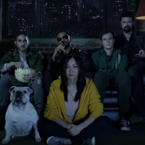 Amazon premieres first 'The Boys' teaser during NYCC panel