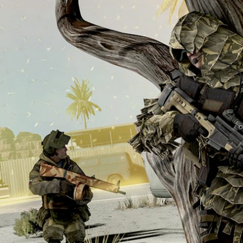 Warface's battle royale mode is now available for free