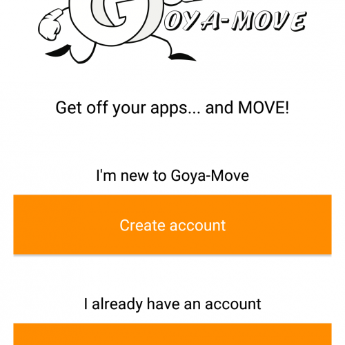 Keep your children active with the Goya-Move app – Review