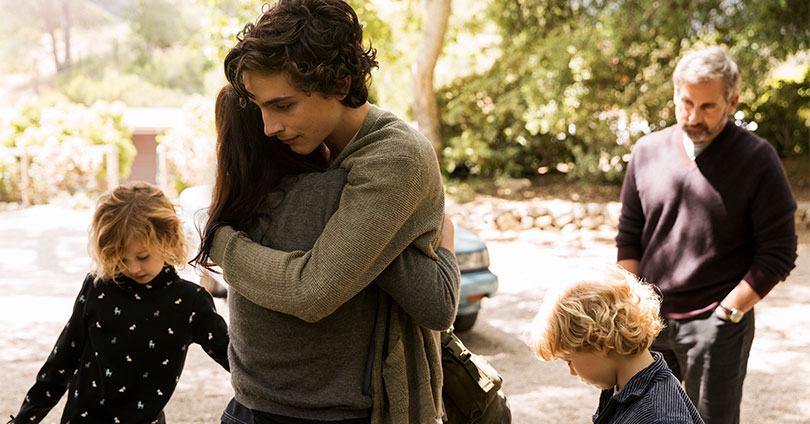 Beautiful Boy - Timothée Chalamet & Steve Carell