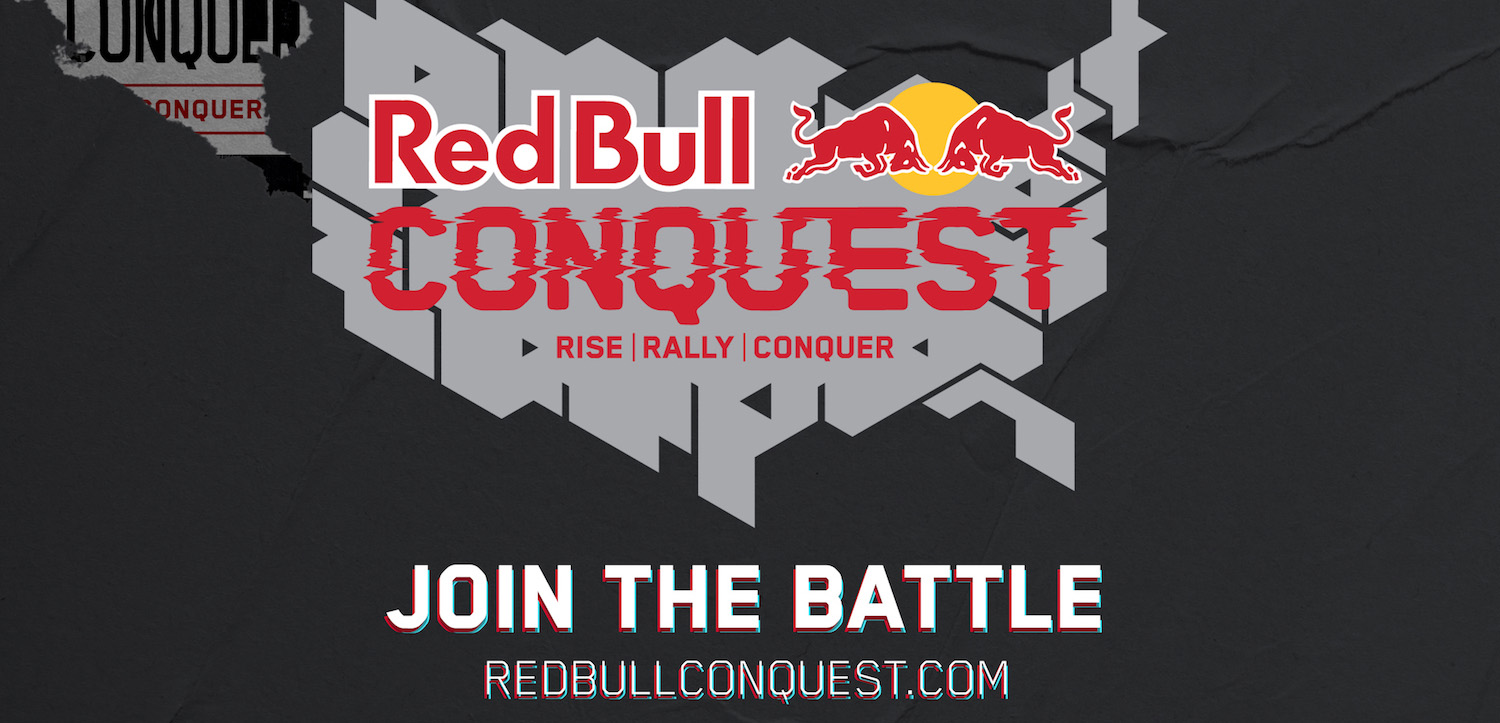 Red Bull Conquest