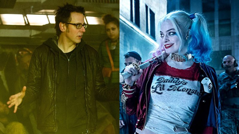 suicide squad 2 james gunn