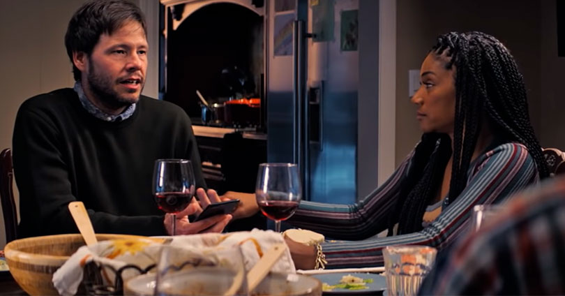 The Oath - Ike Barinholtz & Tiffany Haddish