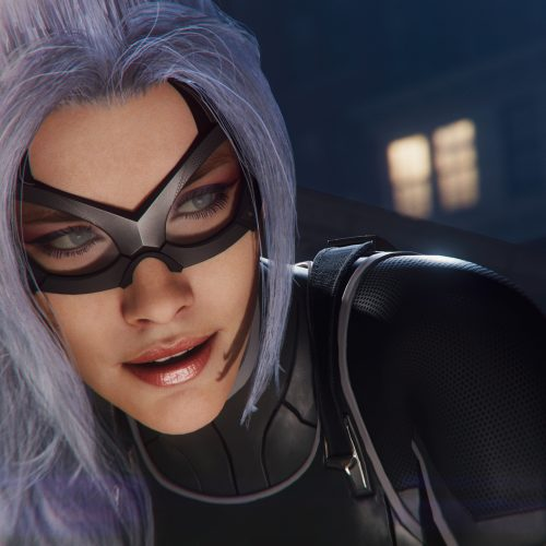 Black Cat revealed in Marvel's Spider-Man: The Heist DLC teaser