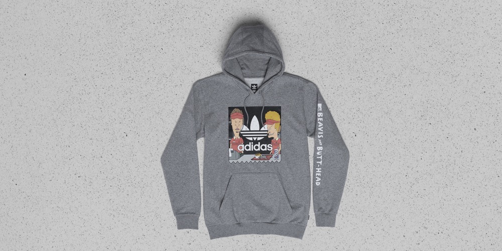 d0312d475789 The Adidas X Beavis and Butt-Head collaboration shows that Adidas continues  to showcase the insight it has in creating brands that speak to an entire  ...