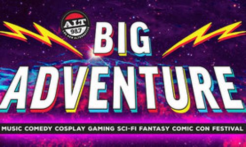 16,000 attends the first Alt 98.7 Presents Big Adventure music, comedy, pop culture event