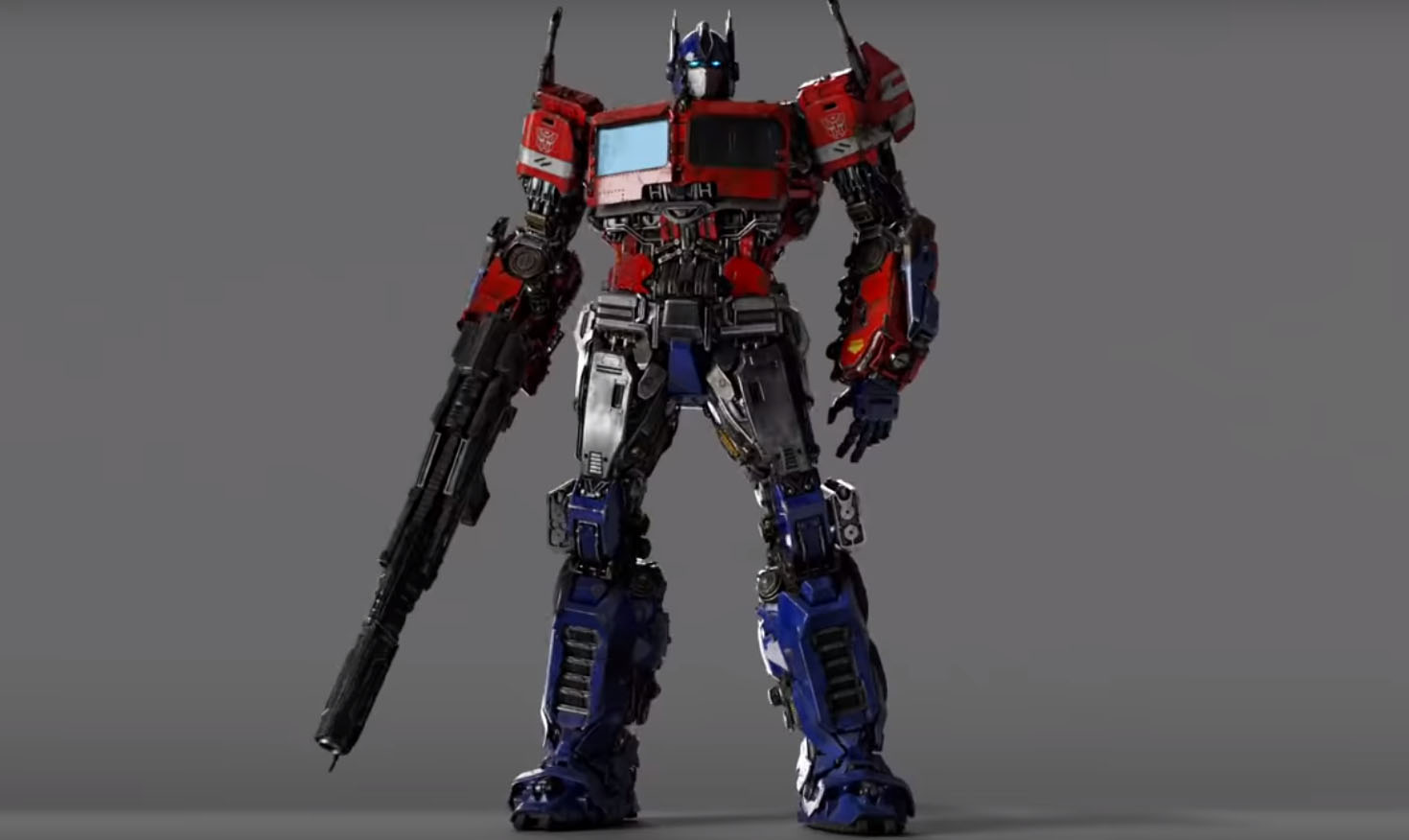 Bumblebee Optimus Prime G1 Design