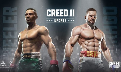 Creed: Rise to Glory to add Viktor Drago in free Creed II update
