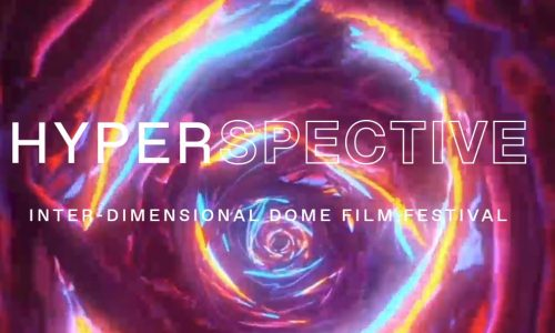 Hyperspective Dome Film Festival Pop Up in DTLA this weekend