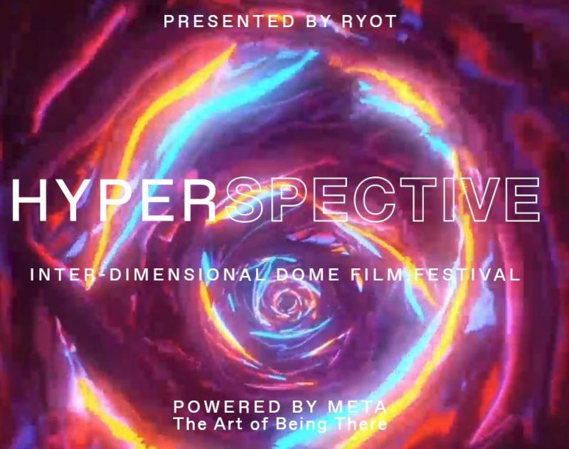 Hyperspective Dome Film Festival