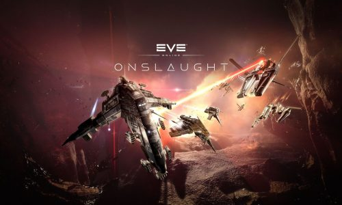EVE Online's new expansion, Onslaught, is available now for free