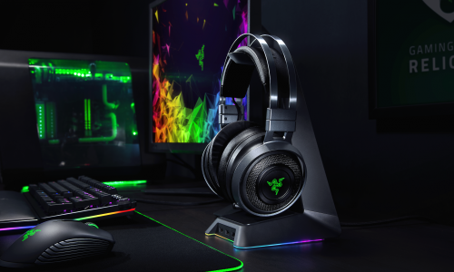 Razer launches new Nari wireless gaming headsets