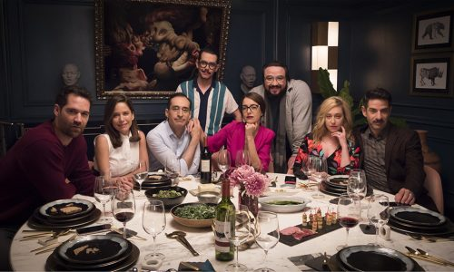 Dinner becomes comedy in Perfect Strangers trailer