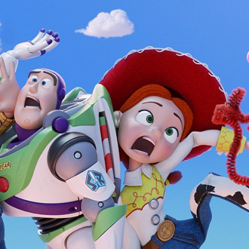 Key and Peele are back with Toy Story 4 reaction video