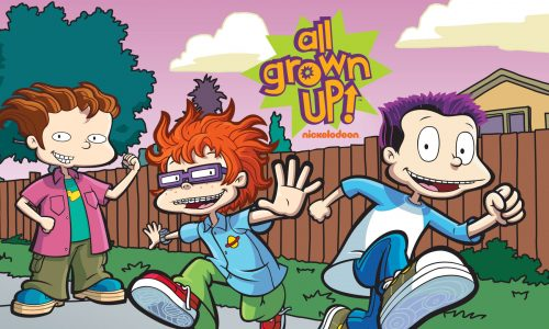 VRV adds Rugrats spin-off 'All Grown Up' to NickSplat channel