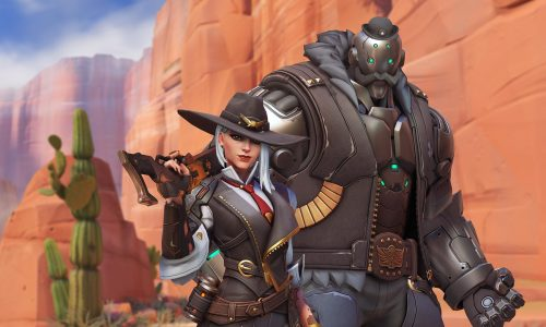 Blizzard announces Overwatch's 29th hero, the gunslinging Ashe