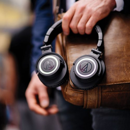 Audio-Technica releases a wireless version of the popular M50x