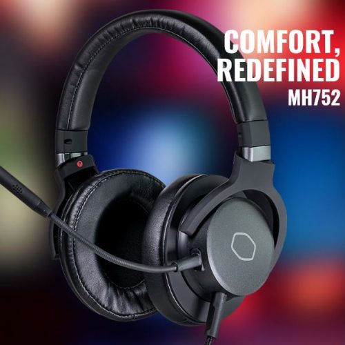 Cooler Master MH752 Review