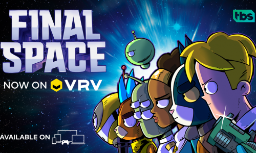 VRV adds Final Space, Mike Tyson Mysteries, Jabberjaw