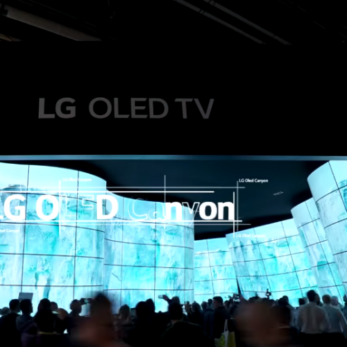 LG to showcase rollable OLED TV at CES 2019