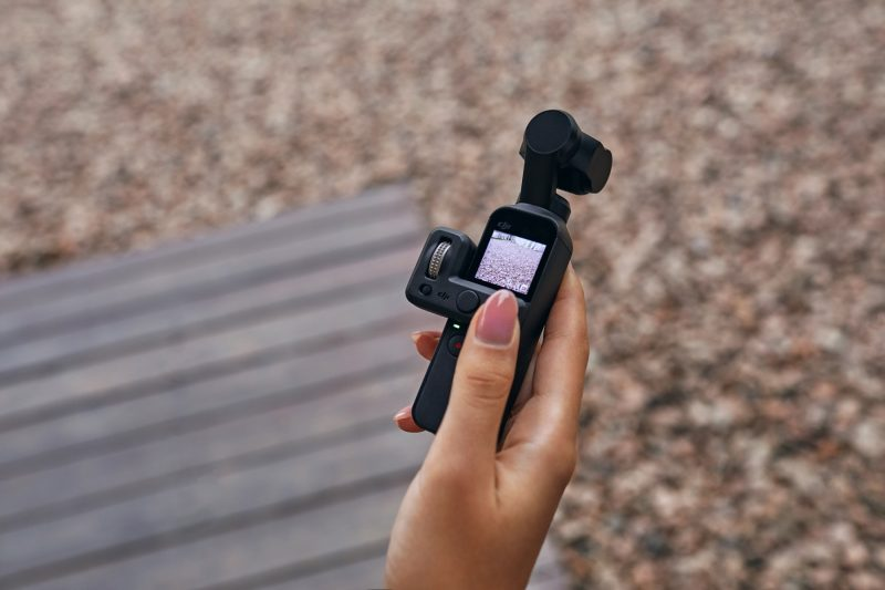 Meet the Osmo Pocket: DJI's all-new stabilized camera