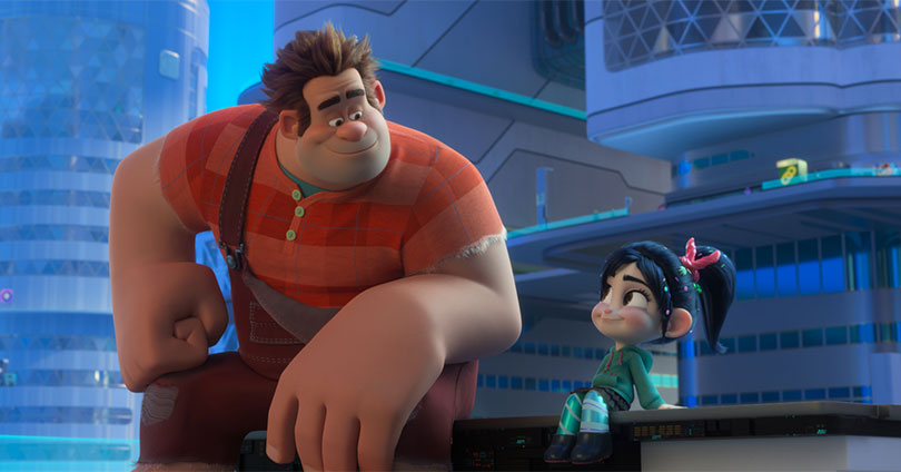 Ralph Breaks the Internet - John C. Reilly & Sarah Silverman