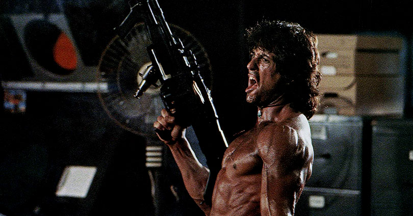 Rambo: First Blood Part II - Sylvester Stallone