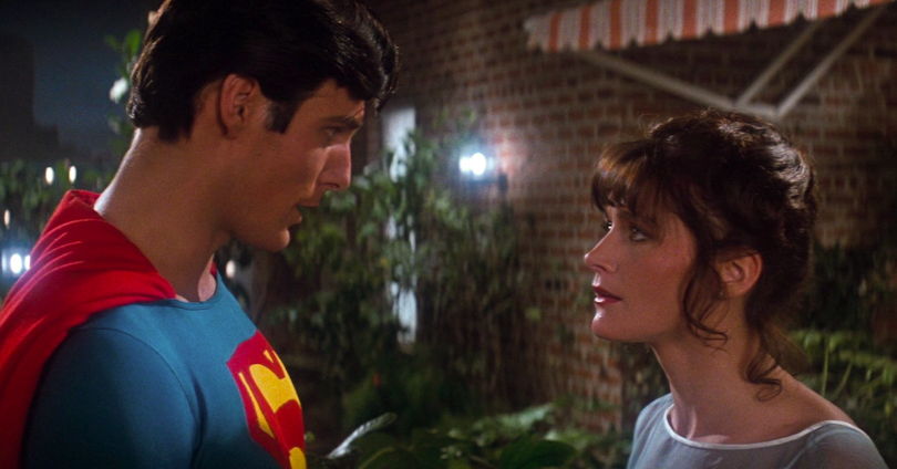 Superman: The Movie - Christopher Reeve & Margot Kidder