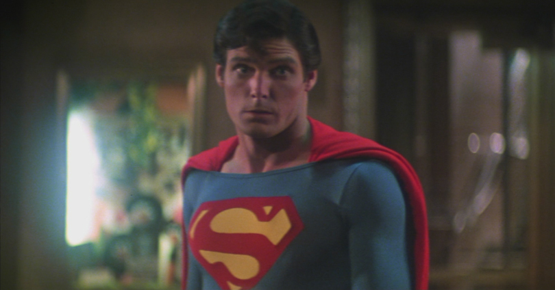 Superman: The Movie - Christopher Reeve