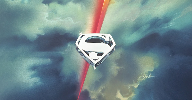 Superman: The Movie Teaser Poster