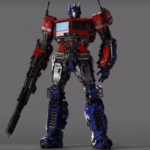 Bumblebee featurette gives us a good look at G1 Optimus Prime