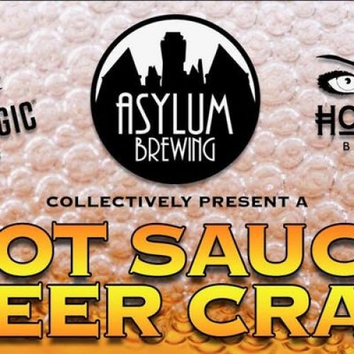Hot Sauce and Beer Crawl event in Anaheim on Dec 4