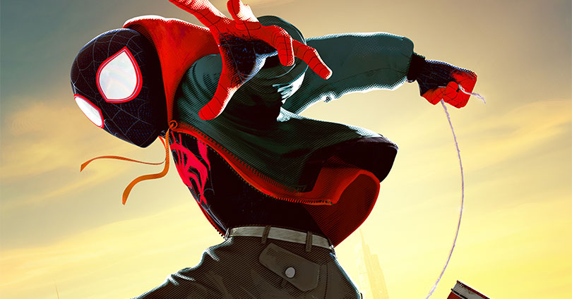 Spider-Man: Into the Spider-Verse - Miles Morales Poster