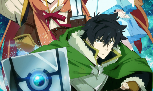 The Rising of the Shield Hero coming to Crunchyroll