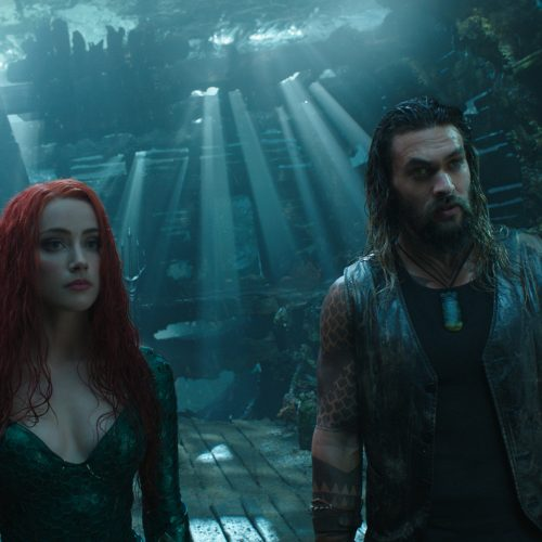Aquaman director James Wan on horror elements, Julie Andrews, and favorite sets