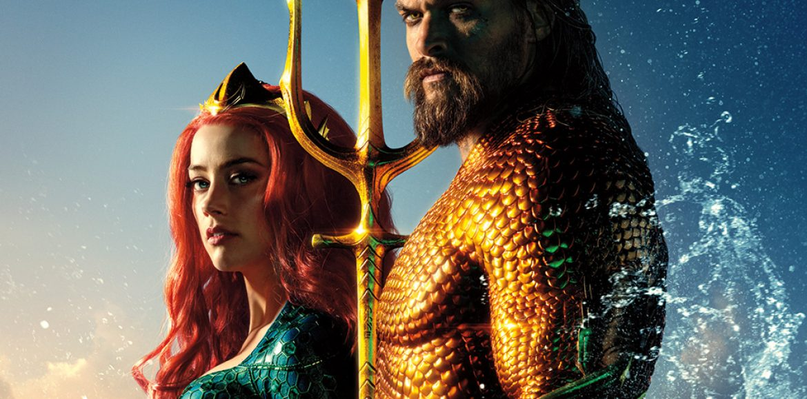 Aquaman is a stunning spectacle (movie review)