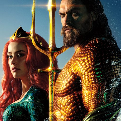 Aquaman in 4DX is like a roller coaster ride