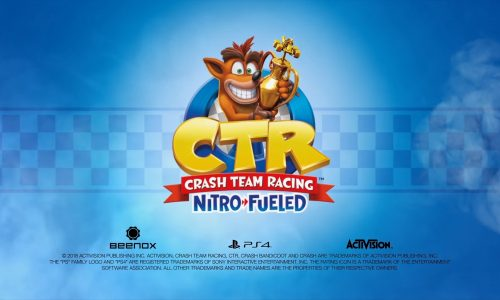 Crash is back with Crash Team Racing Nitro-Fueled for PS4, Xbox One and Switch