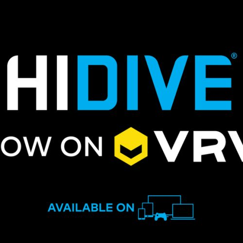 HIDIVE now available to stream on VRV