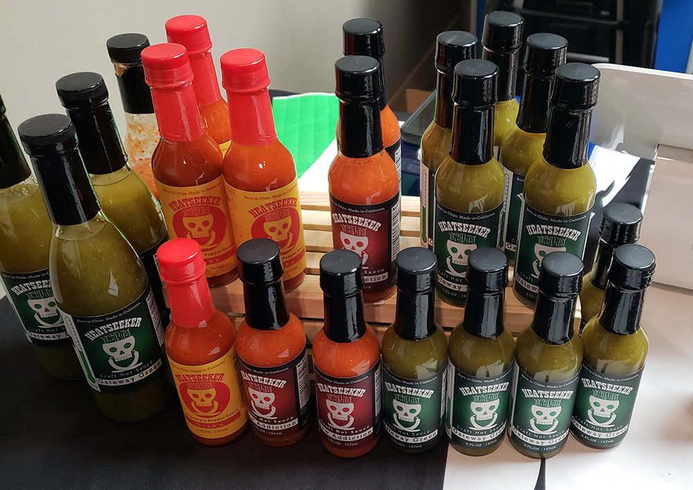 Heat Seeker Sauces