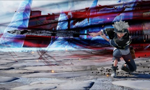 Asta joins Namco Bandai's Jump Force fighting game