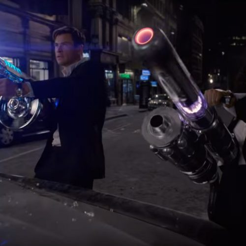 Fans upset about lack of Will Smith and Tommy Lee Jones in Men in Black: International trailer