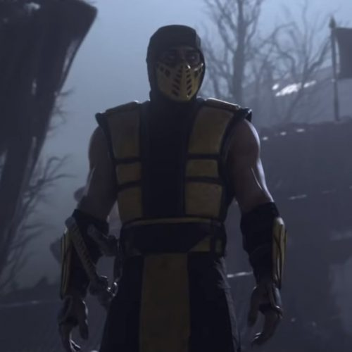 Scorpion and Raiden's fight to the death in Mortal Kombat 11 trailer is bloody