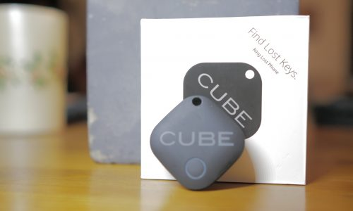 Never lose your keys with the Cube Tracker (review)