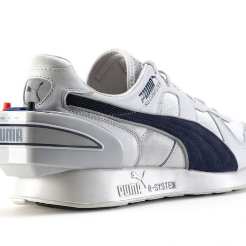 Puma to re-release smart shoe from 1986